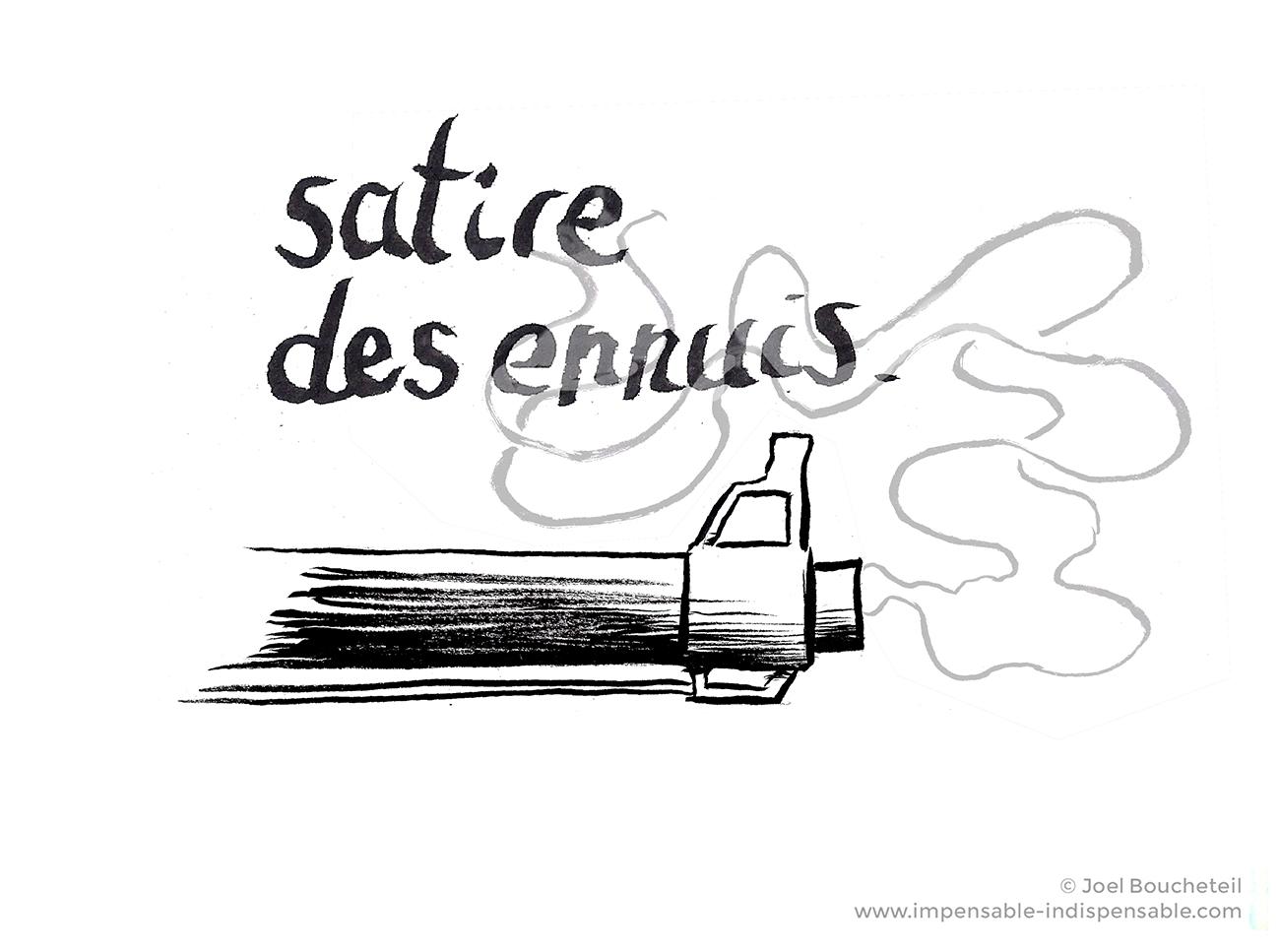satire